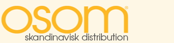 OSOM Skandinavisk distribution